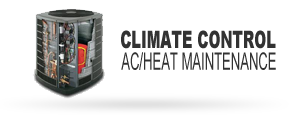 Residential AC and Heat Maintenance
