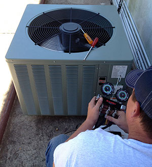 Residential AC & Heating Repair Friendswood Texas