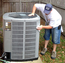 Air Conditioning Installation Friendswood Texas
