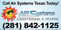 Friendswood's Best Air Conditioning Repair Service